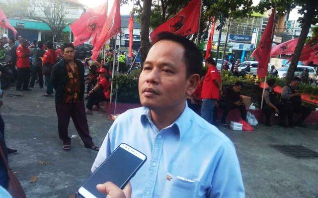 Fraksi PDI Perjuangan Surabaya Patuh Arahan DPC