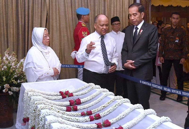Negara Akan Beri Penghormatan Besar ke Habibie