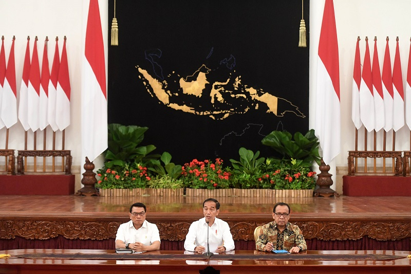 Presiden Inginkan KPK Terus Berantas Korupsi