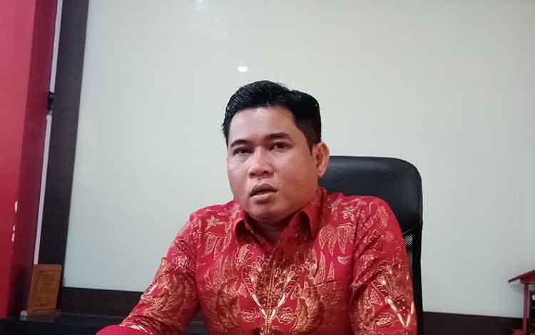 Jhon Krisli Siap Ikuti Pilkada Kotawaringin Timur