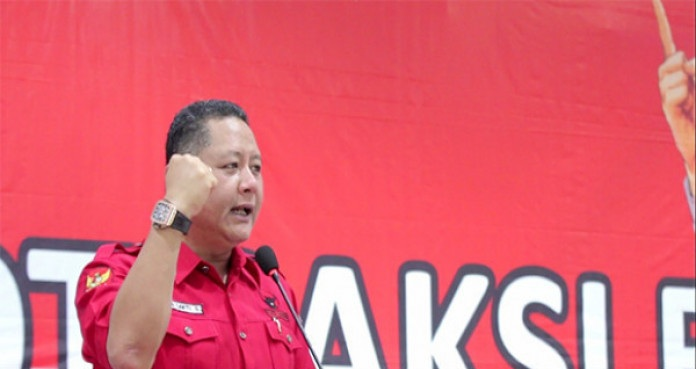 Whisnu Tegaskan Balon Wali Kota Surabaya Kewenangan DPP