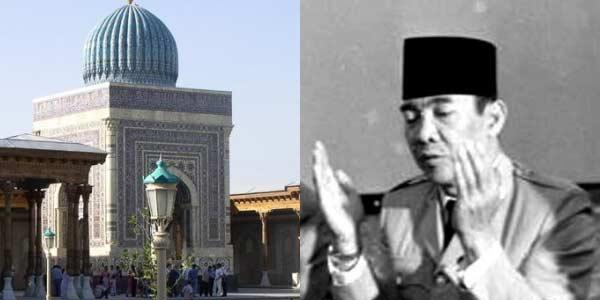 Ini Penyebab Kenapa Bung Karno jadi Legenda di Uzbekistan