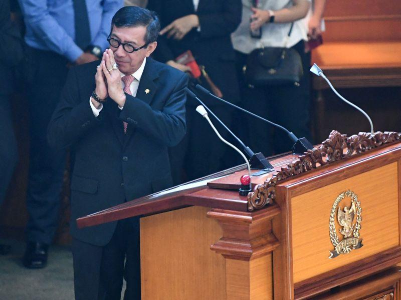 Soal Penyadapan KPK, Yasonna: Supaya Tak Ada Abuse of Power