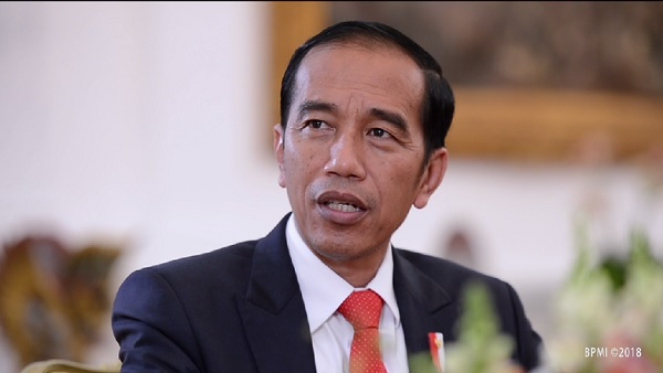 Jangan Ada Pandangan Nyinyir ke Jokowi Soal UU KPK