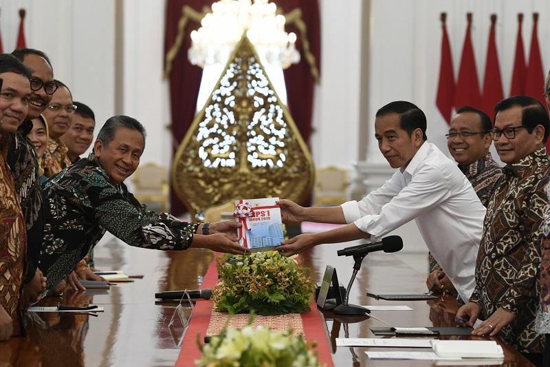 Presiden Harap Kementerian dan Lembaga Memperbaiki diri