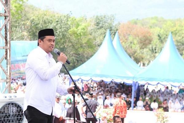 Mantu Jokowi, Bobby Nasution Gencar Silaturahmi Parpol