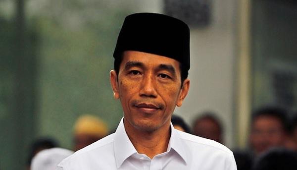 Wow, Presiden Jokowi Urutan ke-16 Tokoh Muslim Terpopuler