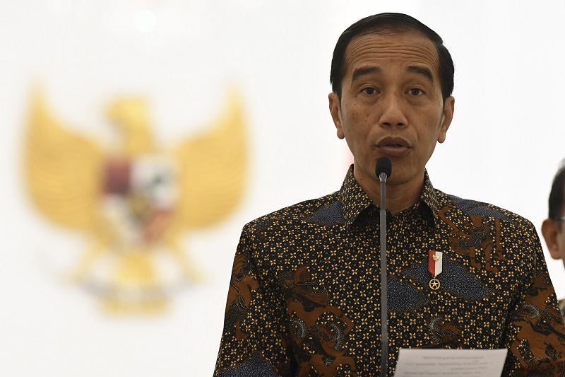 Presiden Jokowi Minta DPR Tunda Pengesahan RKUHP