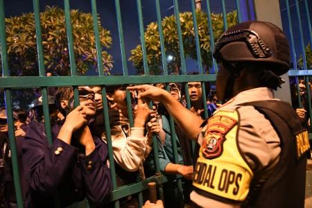 Demonstrasi Mahasiswa Jangan Ditunggangi Barisan Sakit Hati