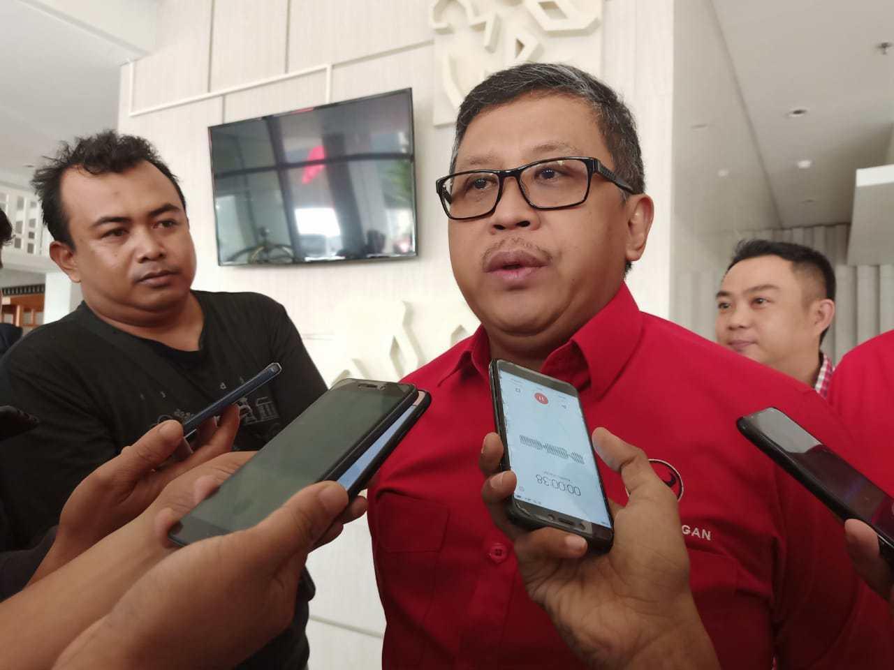 PDI Perjuangan Belum Bertemu Jokowi Soal Gibran