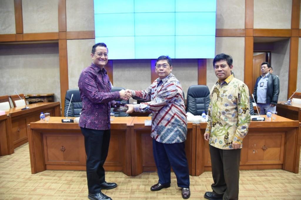 DPR RI Tetapkan 5 Anggota BPK Terpilih