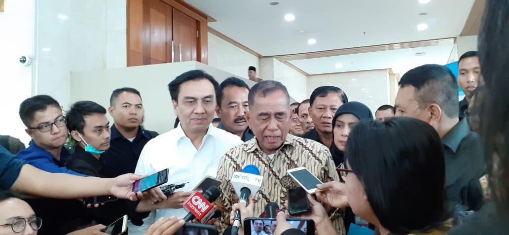 RUU PSDN Disahkan, Effendi Jelaskan Pasal Kontroversi