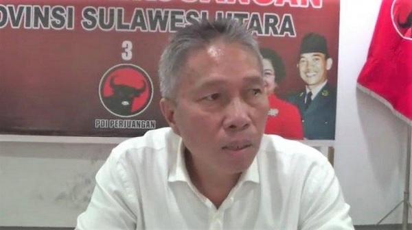 PDI Perjuangan Sulut Sambut Baik Hijrahnya Kader Nasdem
