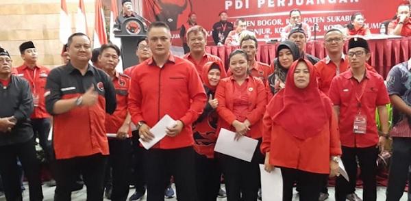 Pilkada Sukabumi, PDI Perjuangan Lakukan Survei Lapangan