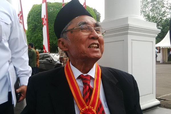 Sabam Sirait Didapuk Jadi Ketua Sementara DPD RI