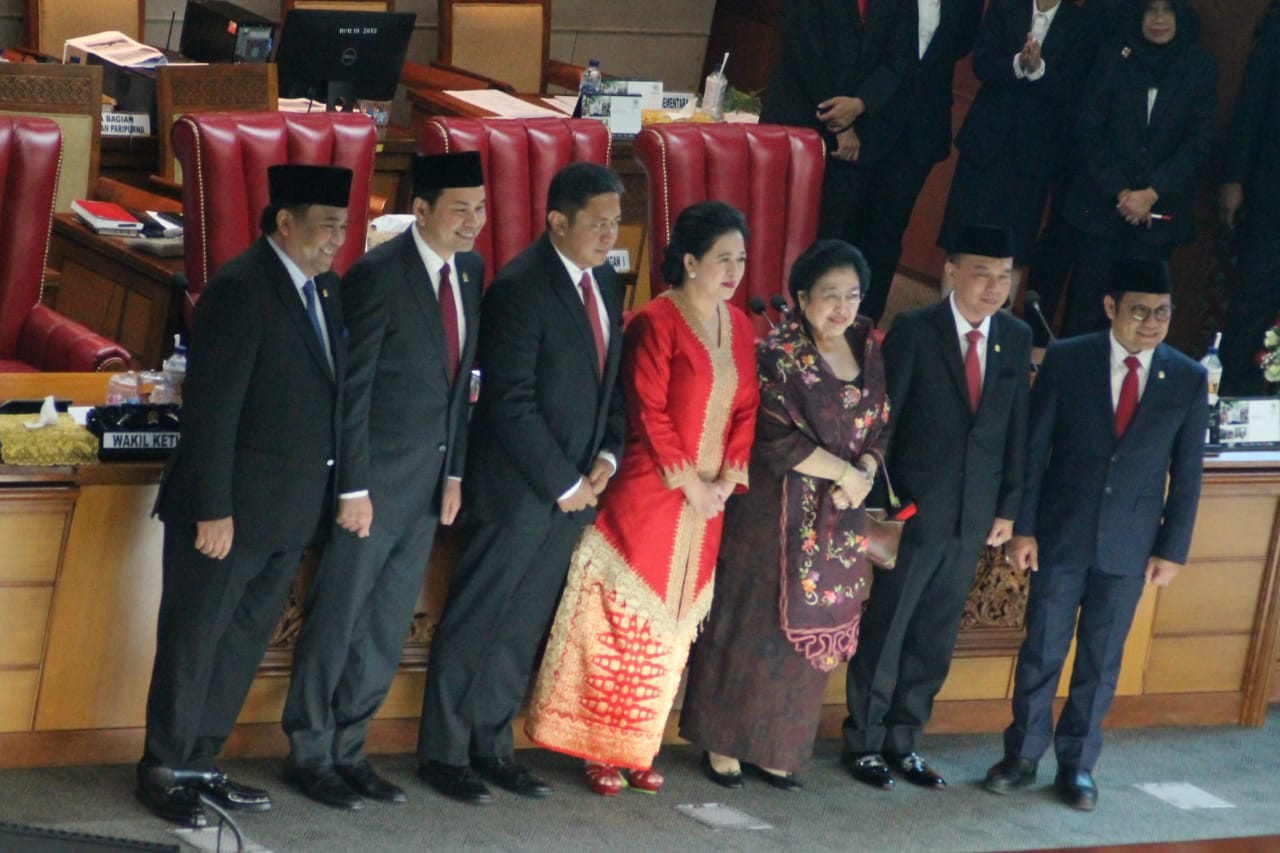 Puan Inginkan DPR Utamakan Kualitas Produk Legislasi