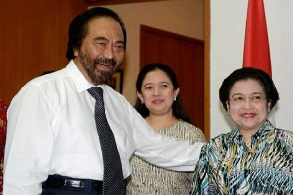 Megawati & Surya Paloh Cuek? Eva: Jangan Pikiran Negatif !