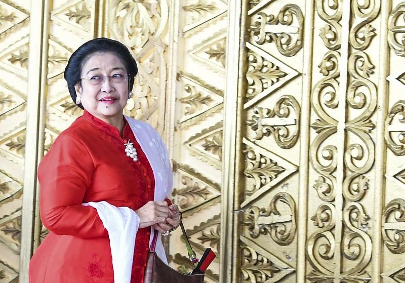 Ini Kisah Menarik Keluarga Megawati dan Mobil Dinas