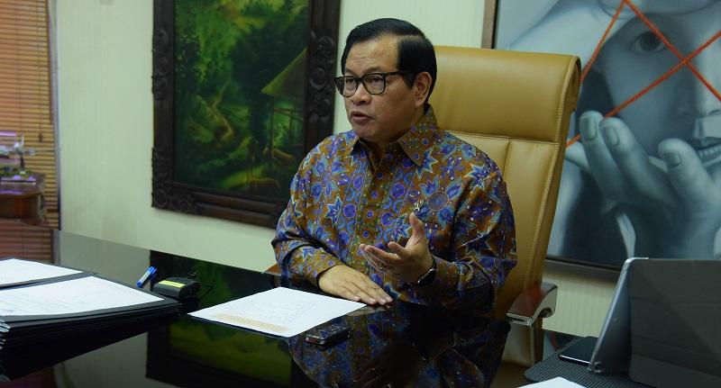 Pramono Pastikan Pelantikan Presiden Sesuai Jadwal