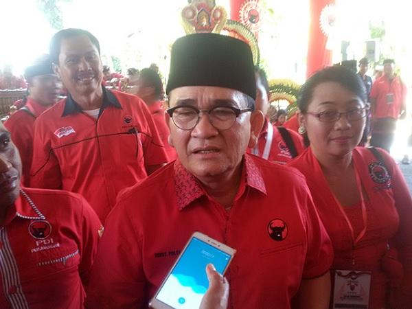 Soal Megawati & Surya Paloh, Ruhut: Ibu Punya Indra Keenam