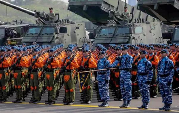 PDI Perjuangan Dukung Jokowi Tingkatkan Kesejahteraan TNI