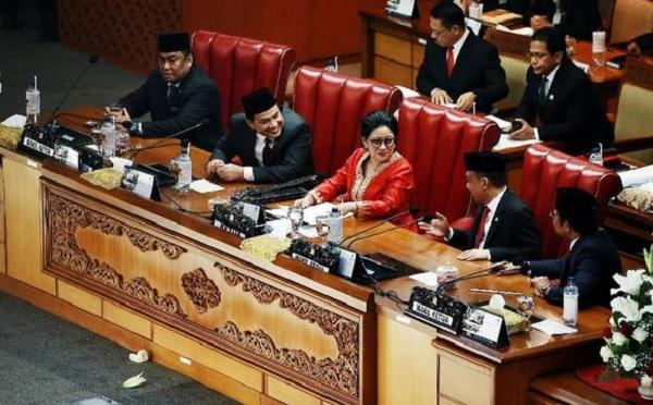 Pembagian Pimpinan AKD Dilakukan Proporsional