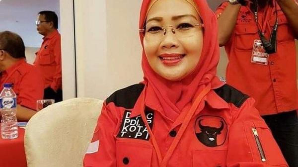 Yuniarni Pustoko Weni Jabat Ketua DPRD Tanjungpinang