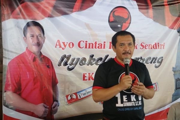 HUT Ke-263 Kota Yogyakarta Momentum Melayani Masyarakat
