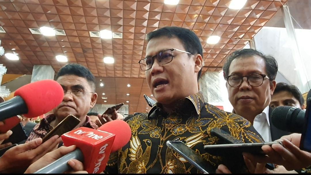 PDI Perjuangan Pertanyakan Sikap Gerindra Soal Ketua MPR