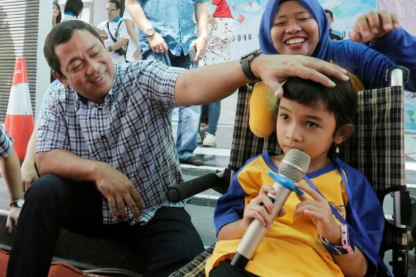 Semarang Siap Jadi Tempat Nyaman untuk Anak Kebutuhan Khusus