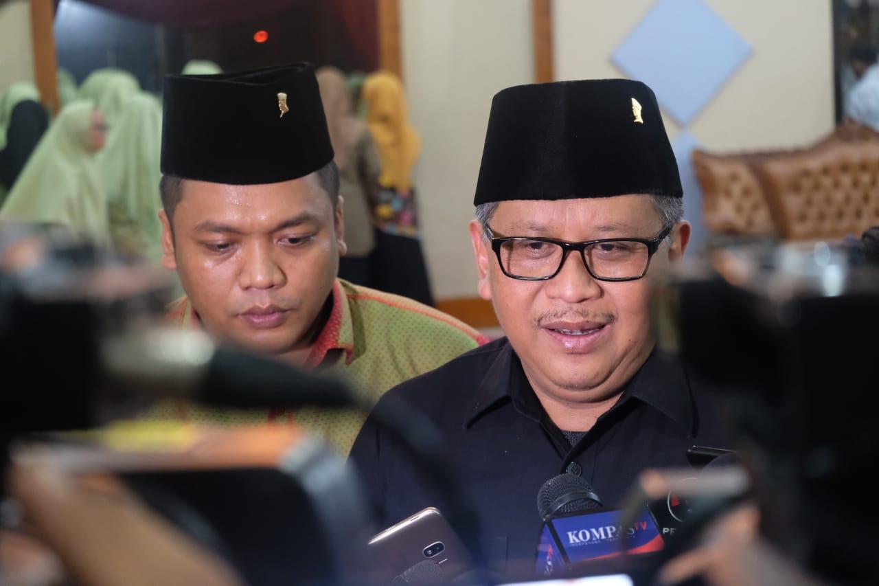 Hasto Pastikan PDI Perjuangan Tidak Kemaruk Kursi Menteri