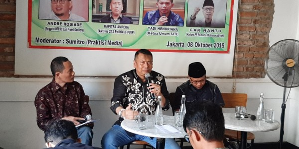 Kapitra Pastikan Lobi-Lobi Politik Tengah Dilakukan