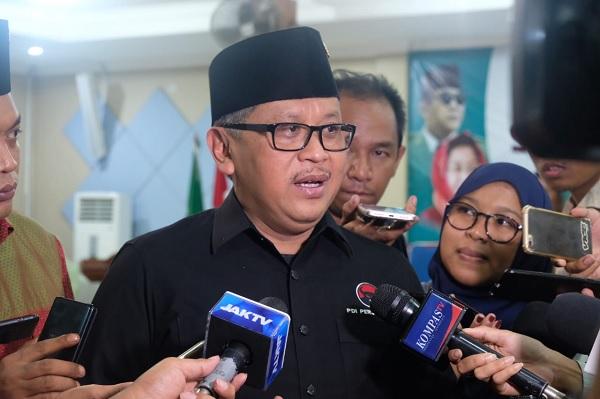 Gerindra Ingin Posisi Mentan? Hasto: Jokowi Tahu Prioritas