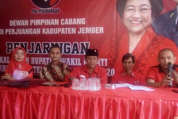 Pilkada Jember, PDI Perjuangan Makin Selektif Pilih Cabup