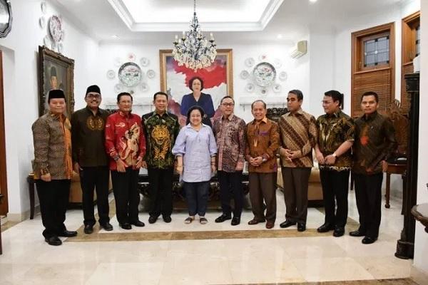 Megawati Terima Kunjungan Bambang Soesatyo. Ini Nasehat Ibu
