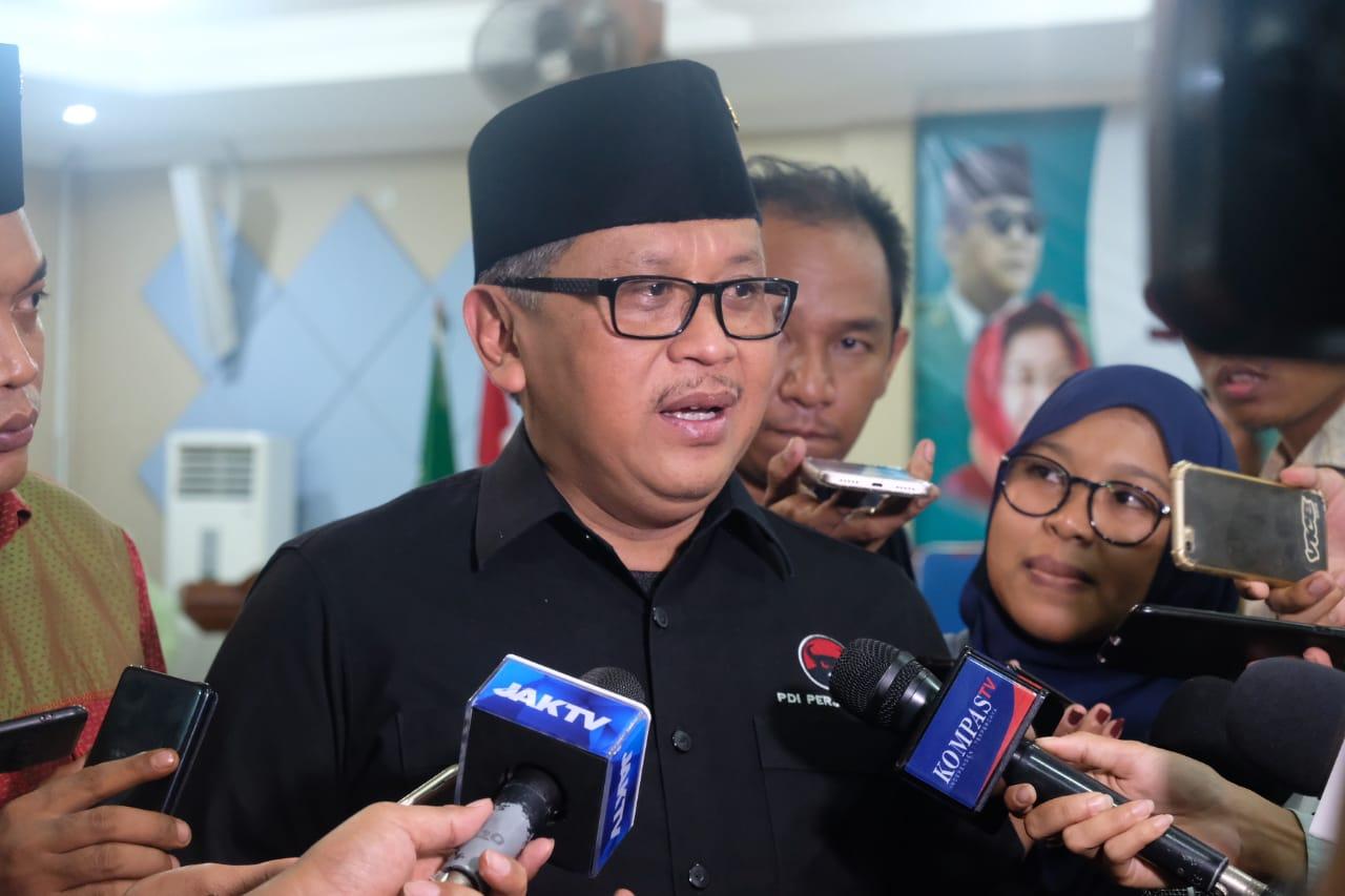 PDI Perjuangan Konsisten Dukung Jokowi-KH Ma'ruf Amin