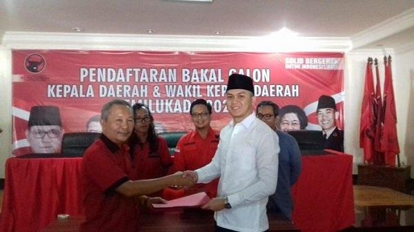 DPP PDI Perjuangan Terima 8 Nama Balonbup OKU Timur