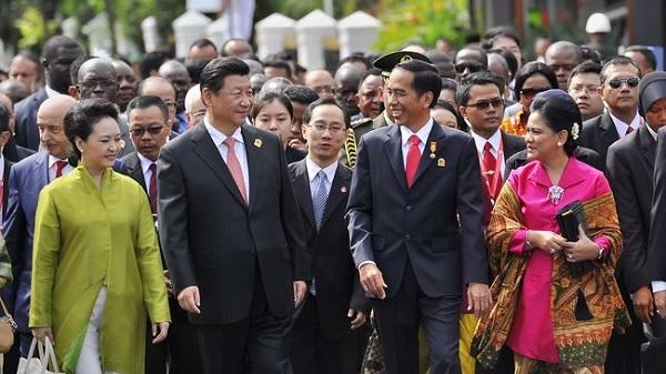 Presiden Xi Jinping Tugasi Wakilnya Hadiri Pelantikan Jokowi