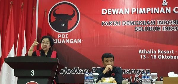 Agar Dicintai Rakyat, Ini Tips Megawati Untuk Politisi