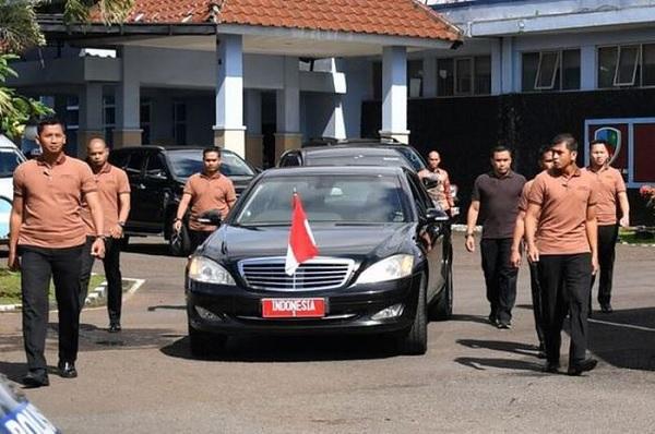 Presiden & Wapres RI Periode 2019-2024 Pakai Mobil Lama