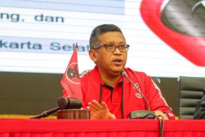 Hasto Pilih Urus Partai Dibanding Jadi Menteri