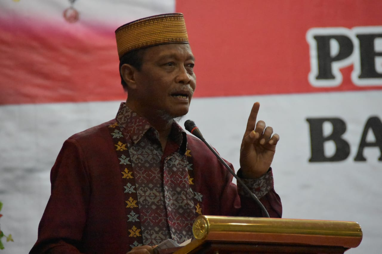 Pelantikan Presiden, Ketua DPRD Gorut Jamin Kondusifitas