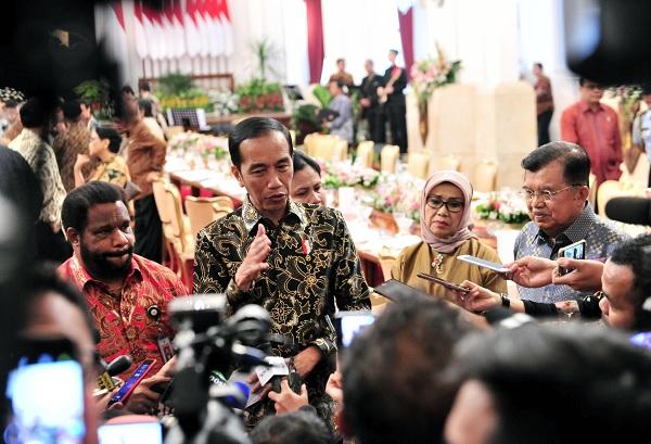 Jokowi: Pengumuman Kabinet Bisa Minggu, Senin, Atau Selasa