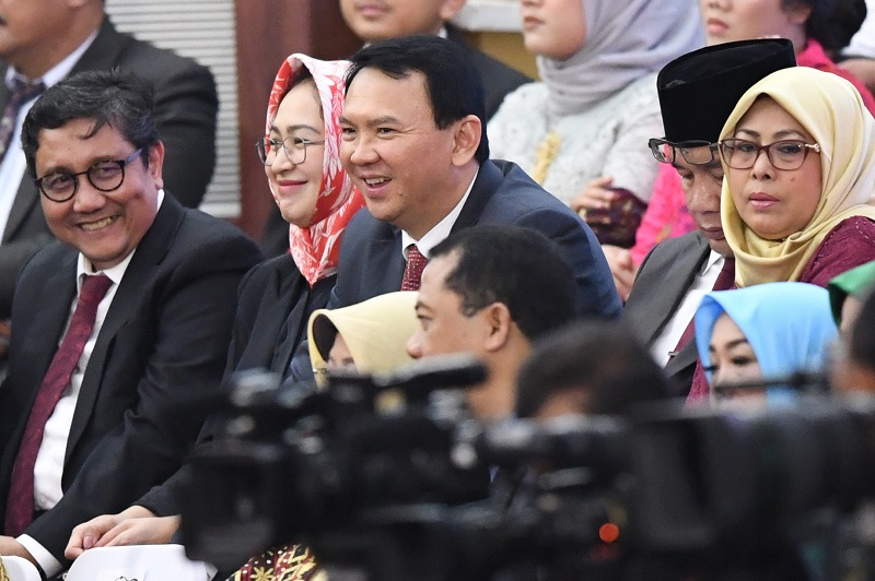 Inilah Doa Spesial Ahok untuk Presiden Jokowi