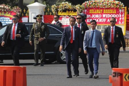 Sst, Gibran Bocorkan Kegiatan Presiden Jokowi Selanjutnya
