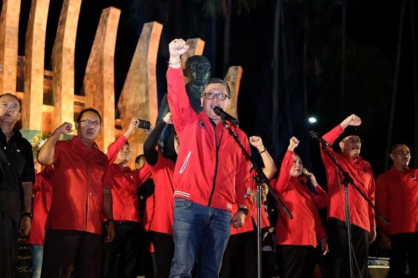 Dengan Haluan Negara, PDI Perjuangan Wujudkan Visi Presiden