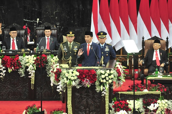 Jadi Negara Maju, Jokowi: Harus Kerja Keras, Kerja Cepat