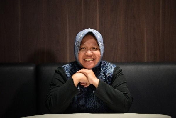 Risma Daftarkan Bacawali Langsung ke DPP, Awi: Tak Masalah