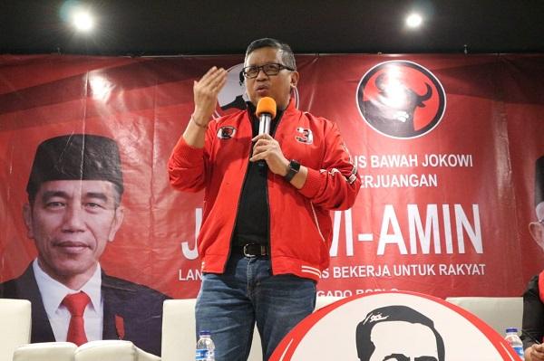 Isu Prabowo Jadi Menhan, ini Penjelasan Hasto
