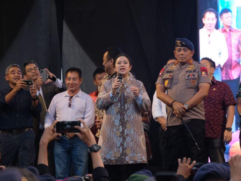 Prabowo Jadi Calon Menteri, Ini Kata Puan